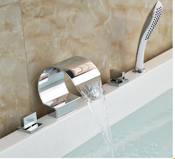 Zestaw Prysznicowy Oil Rubber